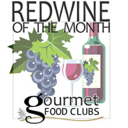 Gourmet Food Clubs - Red Wine of the Month