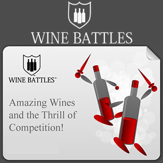 Wine Battles - Amazing Wines and the Thrill of Competition